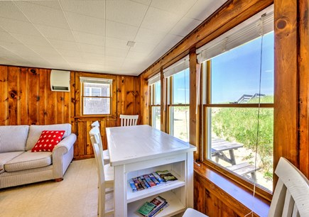 East Sandwich Cape Cod vacation rental - Dining Table