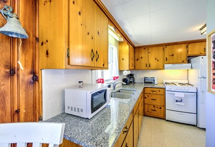 East Sandwich Cape Cod vacation rental - Fully equipped Kitchen