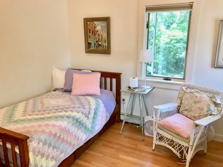 Orleans Cape Cod vacation rental - Bedroom #5 (upstairs) w/Trundle (2 Twins)