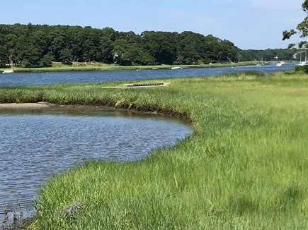 Orleans Cape Cod vacation rental - View from the shore