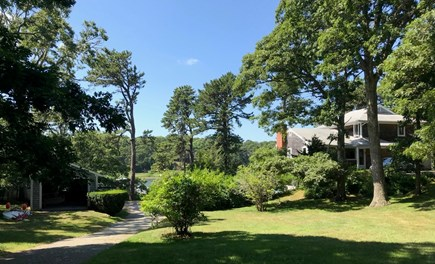 Orleans Cape Cod vacation rental - Front yard view
