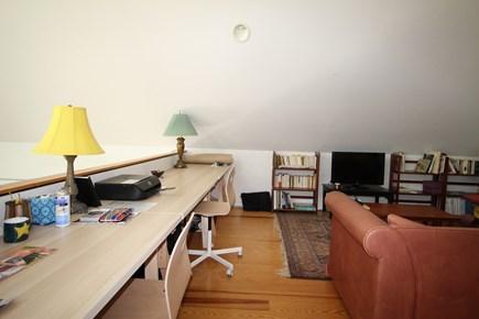 Truro Cape Cod vacation rental - Ample Desk Area