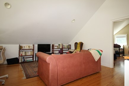 Truro Cape Cod vacation rental - Family Room with TV
