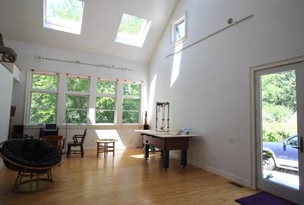 Truro Cape Cod vacation rental - Studio room with Foosball