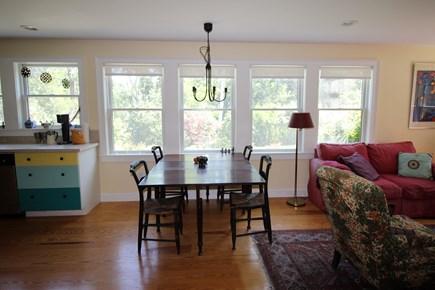 Truro Cape Cod vacation rental - Dining Area