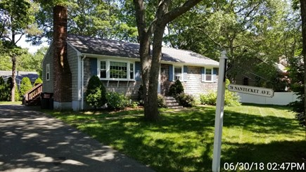 South Yarmouth Cape Cod vacation rental - Front