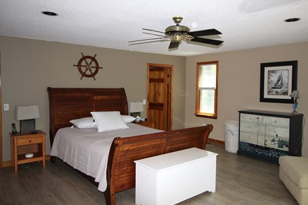 Wellfleet Cape Cod vacation rental - Main Bedroom