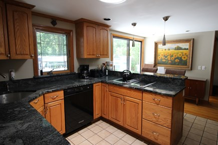 Wellfleet Cape Cod vacation rental - Beautiful Kitchen