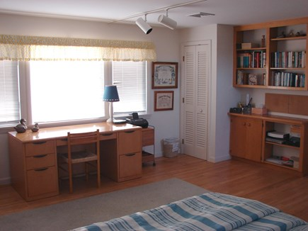 Falmouth Cape Cod vacation rental - Second floor Master Bedroom (with private bathroom)