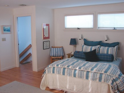 Falmouth Cape Cod vacation rental - Second floor Master Bedroom (queen-sized)