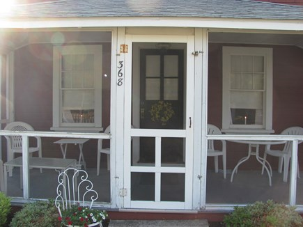 Dennis Port Cape Cod vacation rental - Relax and enjoy the ocean breezes