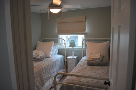 Yarmouth Cape Cod vacation rental - Bedroom 1:  Two twins