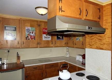 Wellfleet Cape Cod vacation rental - Kitchen alternate view