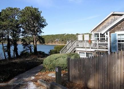 Wellfleet Cape Cod vacation rental - Exterior shot