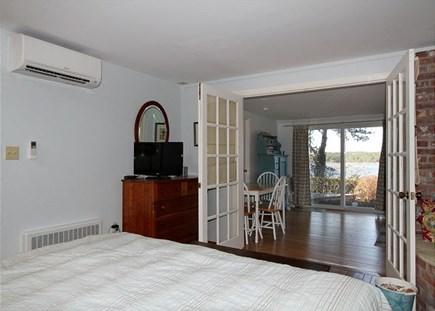 Wellfleet Cape Cod vacation rental - Master Bedroom alternate view