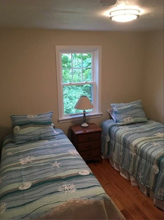 Eastham Cape Cod vacation rental - Second bedroom has two twin beds