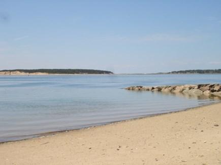Wellfleet Cape Cod vacation rental - Indian Neck Bay Beach is the closest Bay Beach