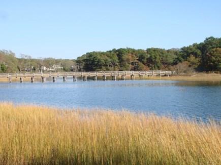 Wellfleet Cape Cod vacation rental - Town Village a few miles away. Visit Uncle Tim's Bridge.