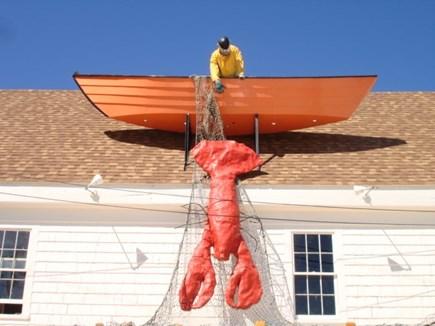 Wellfleet Cape Cod vacation rental - Visit Down town village restaurants