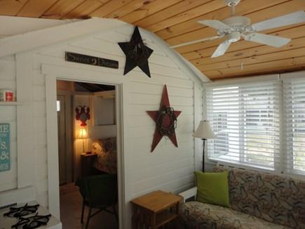 Wellfleet Cape Cod vacation rental - Looking into bedroom
