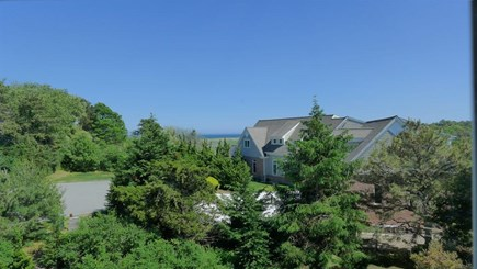 Orleans Cape Cod vacation rental - View from the tower