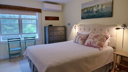 Orleans Cape Cod vacation rental - Lower level queen room