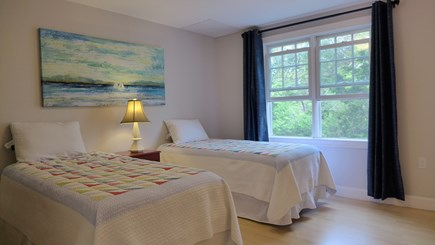 Orleans Cape Cod vacation rental - Lower level twin room