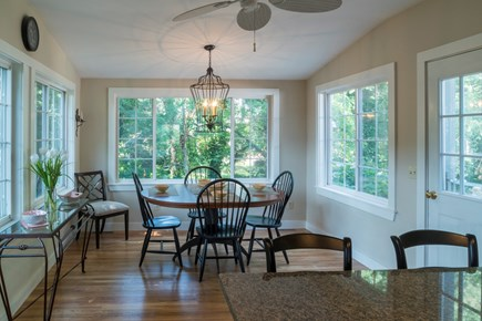 Chatham Cape Cod vacation rental - Dining area right off of the kitchen