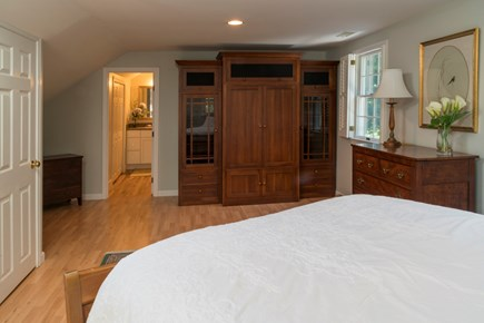 Chatham Cape Cod vacation rental - Additional photo of the second floor bedroom showing the en-suite