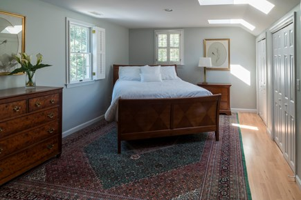 Chatham Cape Cod vacation rental - Second floor bedroom with a queen size bed