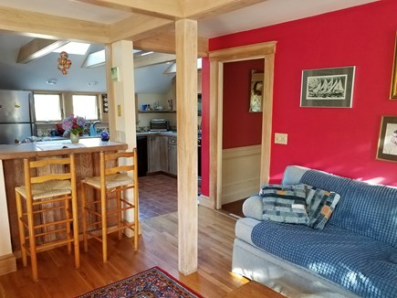 harwich Cape Cod vacation rental - Family gathering area