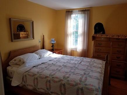 harwich Cape Cod vacation rental - Queen bedroom, first floor