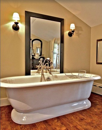 Sagamore Beach Sagamore Beach vacation rental - Luxurious two person soaking tub in master suite