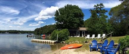 Sagamore Beach Sagamore Beach vacation rental - Beautiful private beach, dock, swim platform+kayaks+firepit