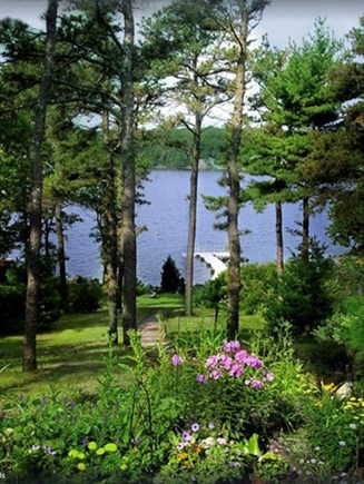 Sagamore Beach Sagamore Beach vacation rental - Spectacular setting - rolling lawn down to private beach and dock