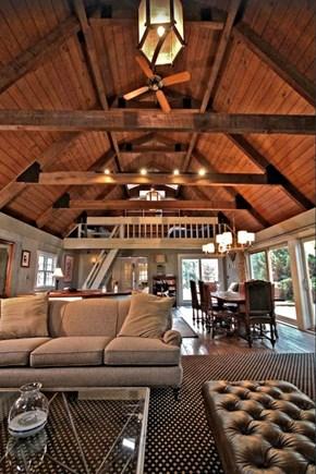 Sagamore Beach Sagamore Beach vacation rental - Majestic living space w loft+wraparound lake scenery