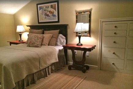 Sagamore Beach Sagamore Beach vacation rental - Upstairs queen bedroom, water views, ensuite luxury bath