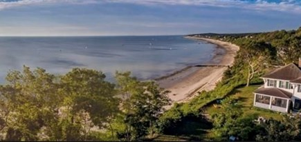 Plymouth, Manomet Bluffs MA vacation rental - Aerial view