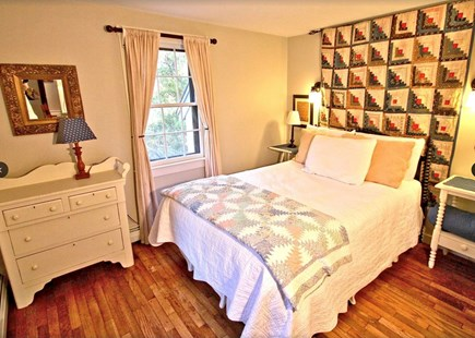 Sagamore Beach Sagamore Beach vacation rental - Charming Double bed room, garden views