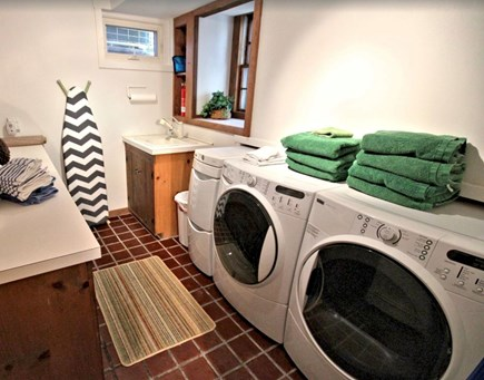 Sagamore Beach Sagamore Beach vacation rental - Laundry room