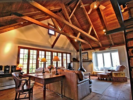 Sagamore Beach Sagamore Beach vacation rental - Exciting living Great Rm, wood burning FP, wide pine, ocean views