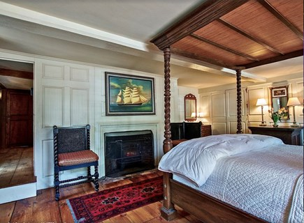 Plymouth Cultural District MA vacation rental - Luxury in a 330 yr old Pilgrim home