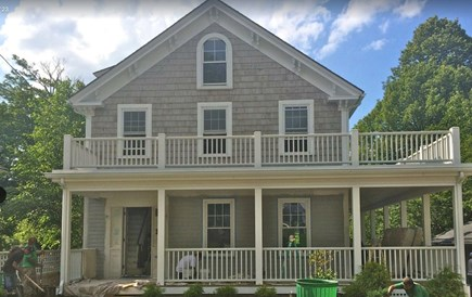 Plymouth Historic District MA vacation rental - Wraparound farmers porch is a delight