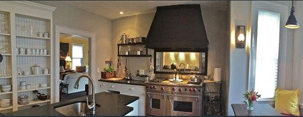 Plymouth Historic District MA vacation rental - Gourmet kitchen, Sub Zero fridge, Wolf range and pro hood