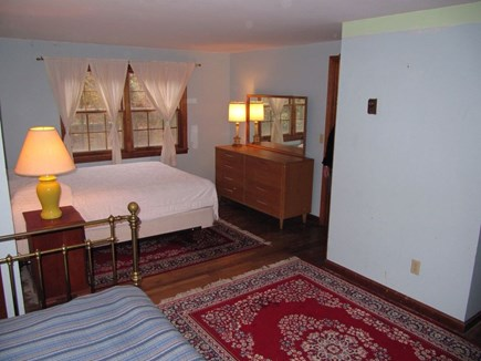 Eastham Cape Cod vacation rental - 2d floor bedroom with queen and twin bed