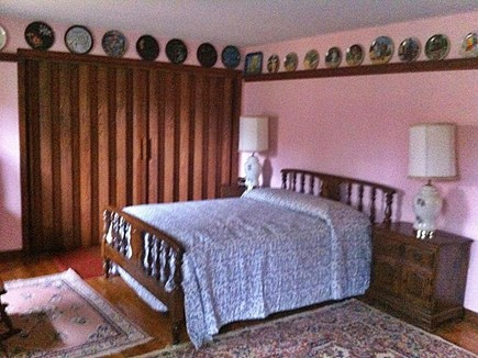 Eastham Cape Cod vacation rental - Master Queen Bedroom on 1st floor.