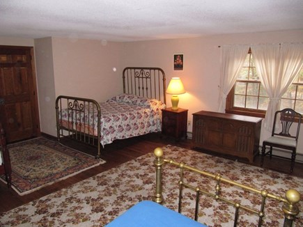 Eastham Cape Cod vacation rental - This bedroom has 2 double beds and 2 twin beds, 2nd floor bedroom