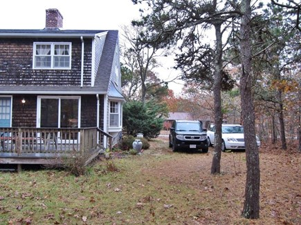 Eastham Cape Cod vacation rental - Great parking
