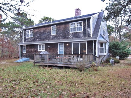 Eastham Cape Cod vacation rental - Deck for relaxing, outside grill for grilling