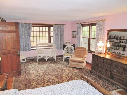 Eastham Cape Cod vacation rental - Sitting area in master bedroom